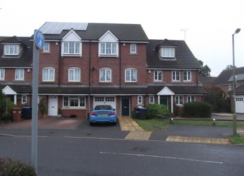 Thumbnail 4 bed town house to rent in Bluebell Way, Hatfield, Herts