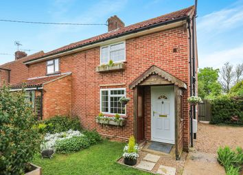 Thumbnail 3 bedroom semi-detached house for sale in Kings Avenue, Framlingham, Woodbridge