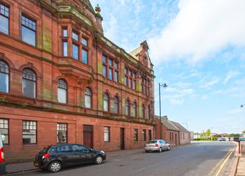 Thumbnail 1 bed flat for sale in Brewland Street, Galston