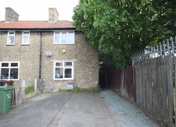 Thumbnail 2 bed end terrace house to rent in Margery Road, Dagenham, Essex