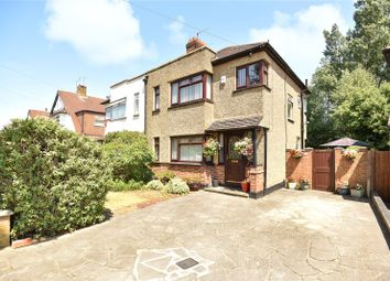 Thumbnail 3 bed semi-detached house for sale in Sylvia Avenue, Pinner, Middlesex