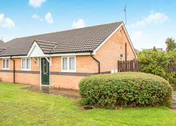 Thumbnail 2 bed detached bungalow for sale in Wensley Avenue, Halewood, Liverpool