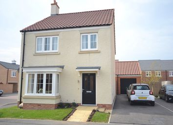 Thumbnail 4 bed detached house for sale in Elderflower Road, High Mill, Scalby, Scarborough