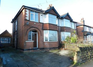 Thumbnail 3 bed semi-detached house for sale in Nuthall Road, Aspley, Nottingham