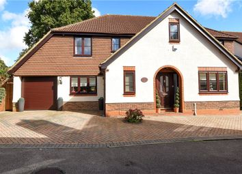 Thumbnail 5 bedroom detached house for sale in Poyle Gardens, Bracknell, Berkshire