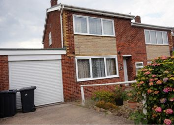 Thumbnail 3 bed semi-detached house for sale in Beech Way, Sheffield