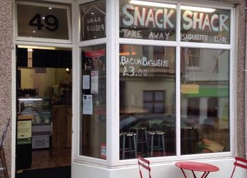Thumbnail Restaurant/cafe for sale in 49 High Street, Milford Haven