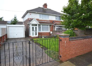 Thumbnail 2 bedroom semi-detached house for sale in Fenpark Road, Fenton, Stoke-On-Trent