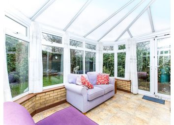 Thumbnail 3 bed end terrace house to rent in Gransden Road, Caxton, Cambridge