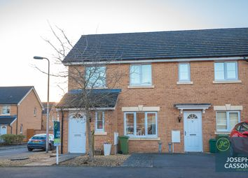 Thumbnail 3 bedroom end terrace house for sale in Maes Ifor, Taffs Well