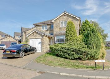 Thumbnail 4 bed detached house for sale in Rushey Close, Reedsholme, Rossendale