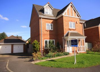 Thumbnail 5 bed detached house for sale in Mottram Drive, Stapeley, Nantwich