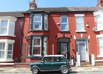 Thumbnail 4 bedroom terraced house to rent in Charles Berrington Road, Wavertree, Liverpool