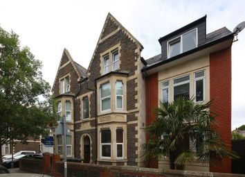 Thumbnail 2 bedroom flat for sale in Princes Street, Roath, Cardiff