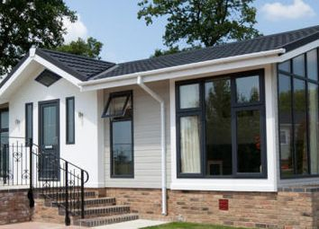 Thumbnail 2 bed mobile/park home for sale in Mapple Views, Hayes Country Park