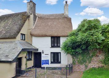 Thumbnail 2 bedroom cottage for sale in Kirkham Street, Paignton