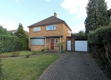Thumbnail 3 bed detached house for sale in Orchard Avenue, Woodham, Addlestone