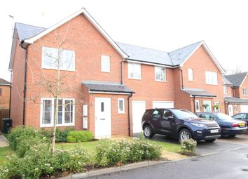 Thumbnail 3 bed semi-detached house for sale in Hazelwood, Mytchett