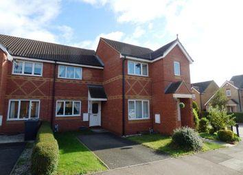 Thumbnail 2 bedroom terraced house for sale in Helmsley Court, Park Farm, Peterborough, Cambridgeshire