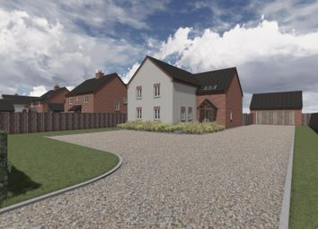 Thumbnail Detached house for sale in Walton Road, Marshland St. James, Wisbech
