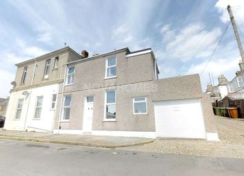 Thumbnail 2 bed semi-detached house for sale in Sea View Avenue, St Judes, Plymouth