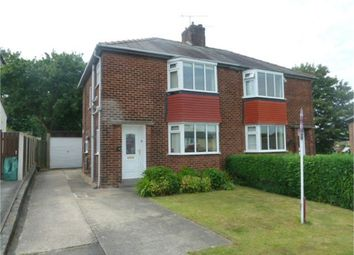 Thumbnail 3 bed semi-detached house for sale in Salisbury Crescent, Chesterfield, Derbyshire