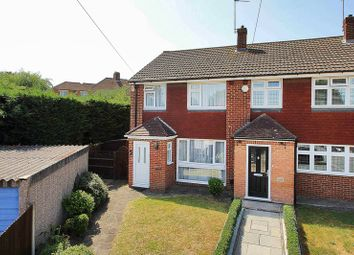 Thumbnail 3 bed end terrace house for sale in Chanctonbury Close, London