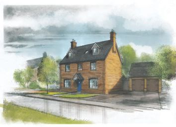 Thumbnail 5 bed detached house for sale in Off Cotes Road, Barrow Upon Soar