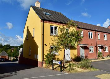 Thumbnail 4 bed end terrace house for sale in Grove Gate, Staplegrove, Taunton