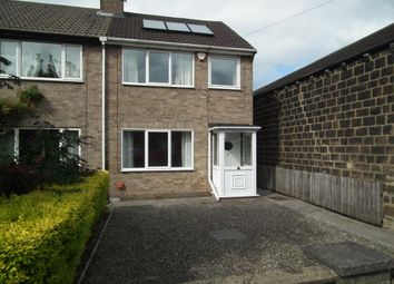 Thumbnail 3 bed end terrace house to rent in Kirk Lane, Yeadon, Leeds