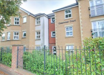Thumbnail 2 bed flat for sale in Coachmans Court, Ashingdon Road, Rochford