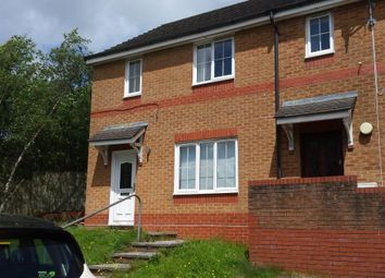 Thumbnail 2 bedroom semi-detached house to rent in Heol Llinos, Thornhill, Cardiff