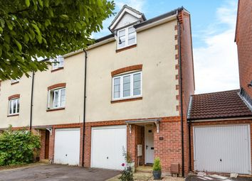 Thumbnail 4 bed end terrace house for sale in Baxendale Road, Chichester