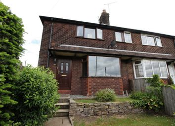 Thumbnail 2 bed semi-detached house for sale in Burton Street, Leek, Staffordshire