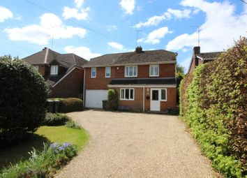 Thumbnail 4 bed detached house for sale in Wilsom Road, Alton