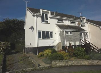 Thumbnail Semi-detached house to rent in Ward Close, Stratton, Bude, Cornwall
