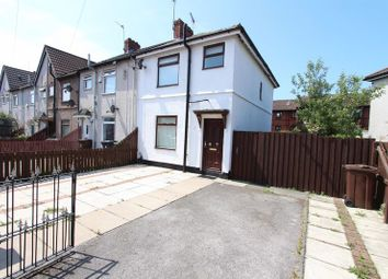 Thumbnail 3 bed end terrace house to rent in Grainger Avenue, Bootle
