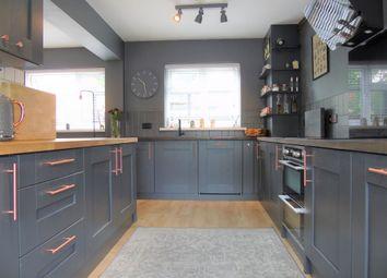 Thumbnail 4 bed semi-detached house for sale in Dochdwy Road, Llandough, Penarth