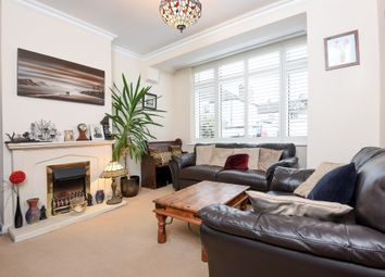 Thumbnail 3 bed terraced house for sale in Runnymede Crescent, London