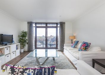 Thumbnail 2 bed flat to rent in Merganser Court, Star Place, London