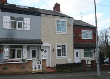 Thumbnail 2 bed terraced house to rent in Weaver Street, Winsford, Cheshire