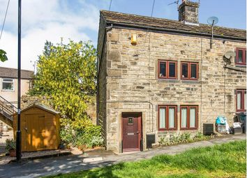 Thumbnail 2 bed end terrace house for sale in Midgley Road, Mytholmroyd, Hebden Bridge, West Yorkshire