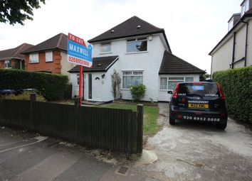 Thumbnail 4 bedroom detached house to rent in Hale Lane, Mill Hill