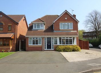 Thumbnail 5 bed detached house for sale in Ribbonfields, Nuneaton