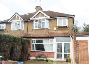 Thumbnail 3 bed property to rent in Riverdale Road, Bexley