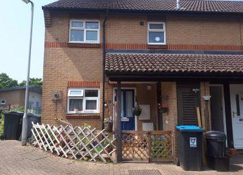 Thumbnail 1 bed maisonette to rent in Sharpcroft, Hemel Hempstead
