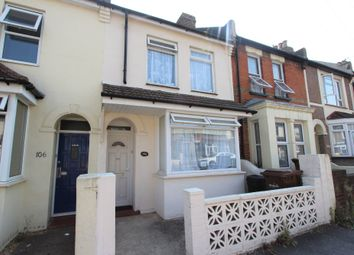 3 bed terraced house to rent in Milton Road, Gillingham ME7