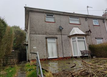 3 bed semi-detached house to rent in Pantycelyn Road, Townhill, Swansea SA1