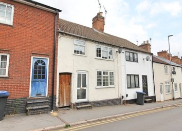 Thumbnail 2 bed terraced house to rent in Chapel Street, Barwell, Leicester