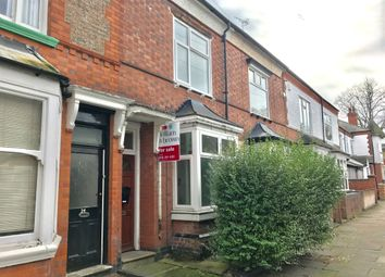 Thumbnail 2 bedroom terraced house for sale in Lavender Road, Leicester